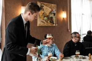 Gastronomie et bière artisanale Alaryk blonde bio