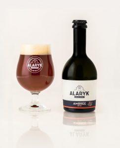 Bière Alaryk ambrée bio