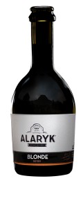 Bière artisanale Alaryk blonde bio