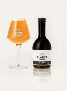 Bière Alaryk blonde bio