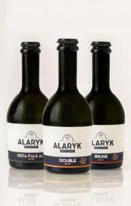 Trio de bière artisanales Alaryk bio