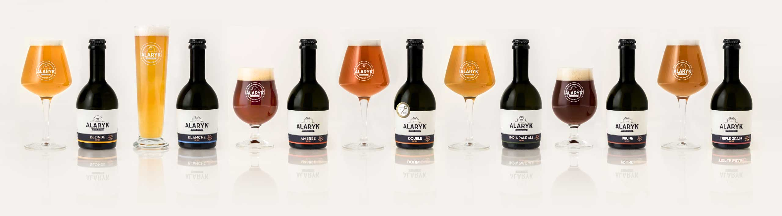 Bières biologiques Alaryk