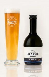 Bière artisanale Alaryk blanche bio