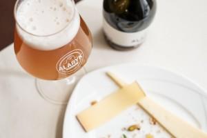 Dégustation des brassins de test Alaryk et accords mets-bières