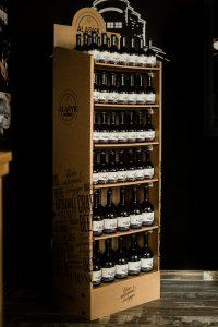 Meuble display brasserie Alaryk