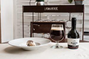 Gastronomie et bière artisanale Alaryk ambrée bio