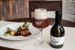 Gastronomie et bière artisanale Alaryk India Pale Ale bio