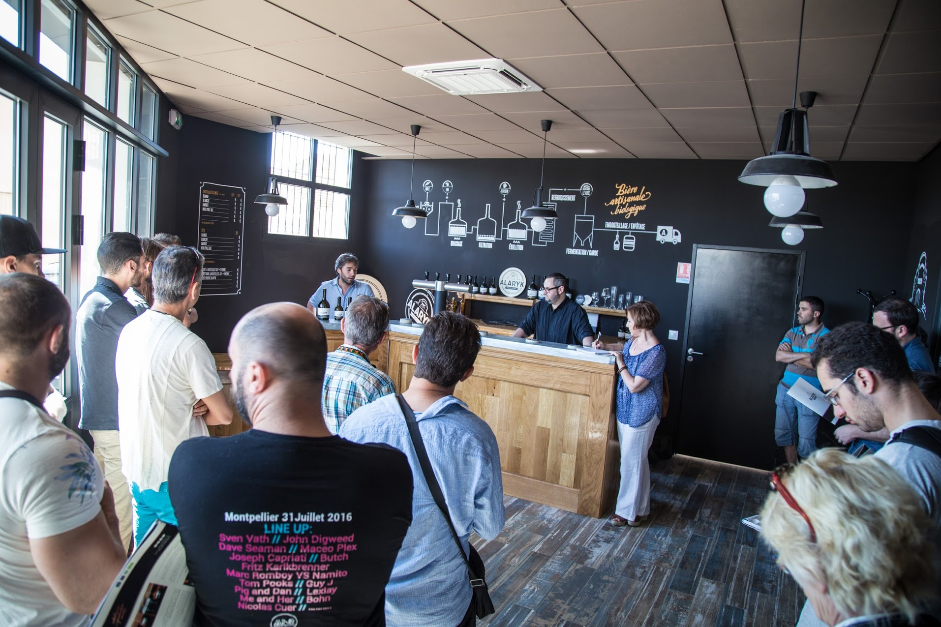 Visite et dégustation à la brasserie artisanale Alaryk