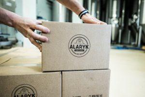 Conditionnement bières Alaryk
