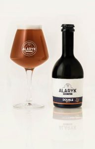 Bière artisanale Alaryk double bio