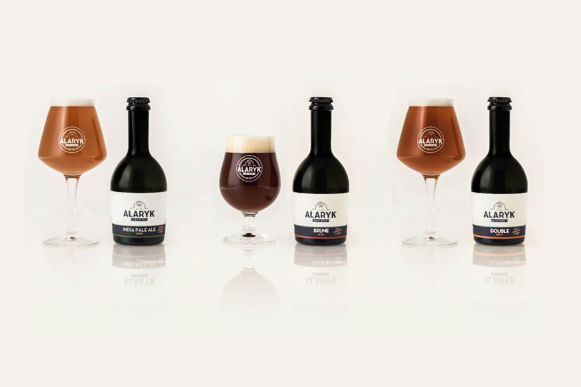 Trio bières artisanales Alaryk bio
