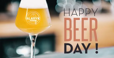 Happy beer day !