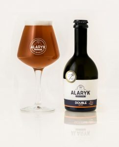 Bière Alaryk artisanale bio, Double. Fourquet d'or 2017