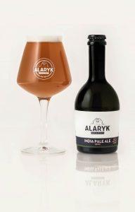 Bière Alaryk artisanale bio, India Pale Ale.