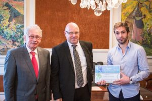 La Brasserie Alaryk remporte le prix de la TPE Ouest Hérault !