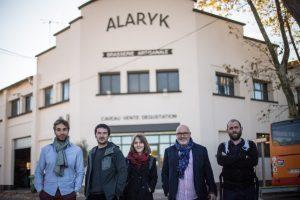 Journée découverte de la Brasserie Alaryk pour les apprentis sommeliers