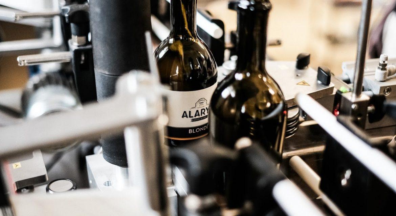 La Brasserie Alaryk, partenaire de Verallia, leader mondial du verre