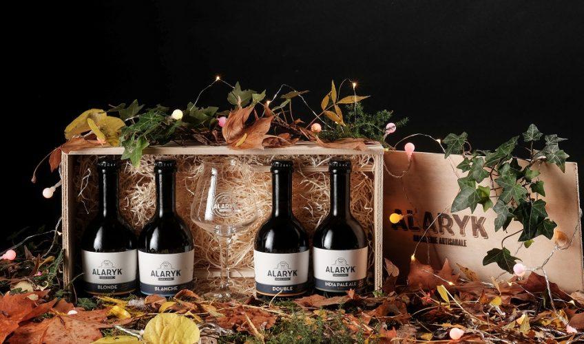 Pensez à la Brasserie Alaryk pour vos cadeaux de fin d'année !