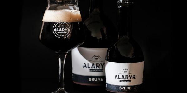 Une nouvelle récompense au France Bière Challenge pour l'Alaryk Brune !