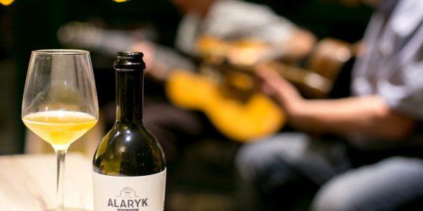 Guitares et accords mets-bières au Faitout