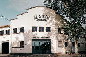 Bâtiment brasserie artisanale Alaryk Béziers