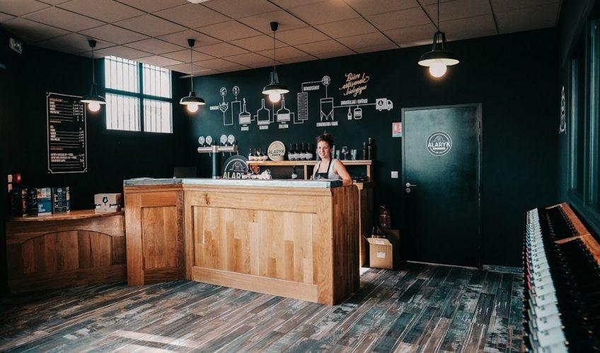 Produits brasserie Alaryk Béziers - showroom