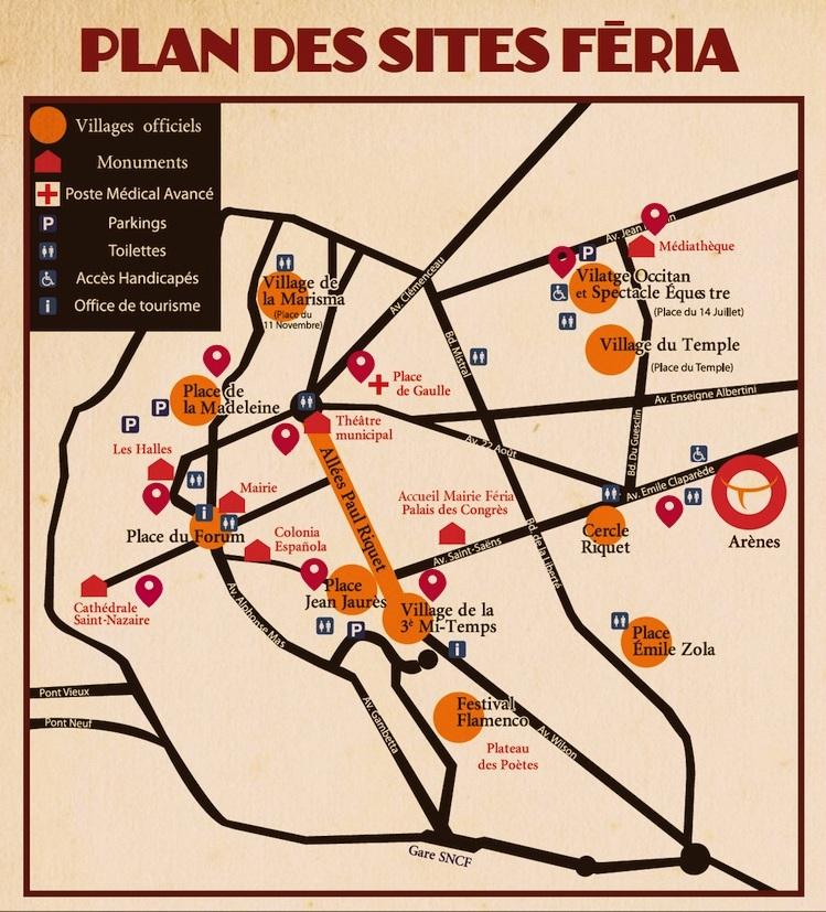 Feria-Beziers-2017-Plan