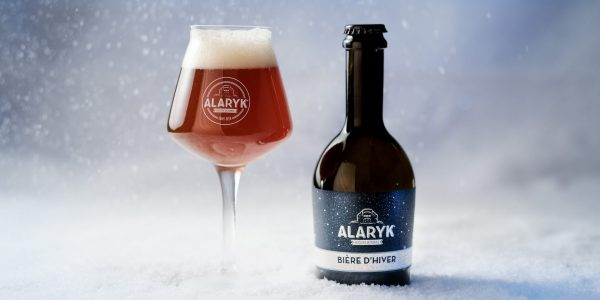 L'Alaryk Bière d'Hiver Bio, aussi belle que bonne pour les World Beer Awards 2018 !