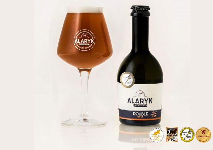 Alaryk Double Blonde Bio 7%