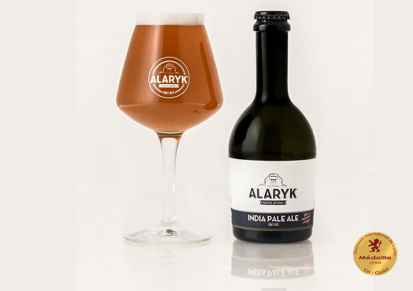 Alaryk India Pale Ale 33CL