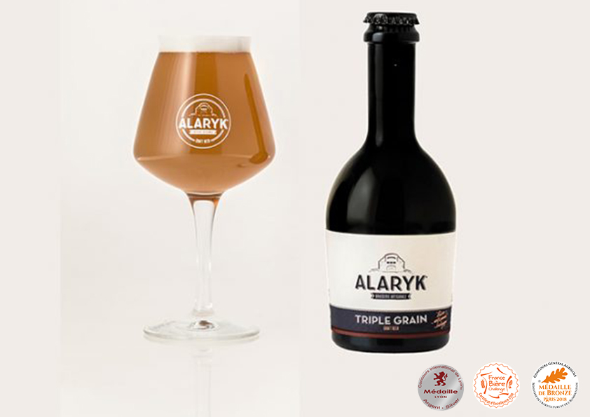 Alaryk Triple Grain Bio 33CL