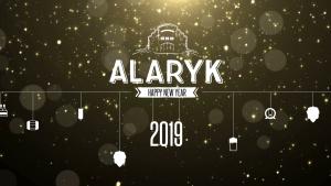 Meilleurs voeux 2019 de la part de toute l'équipe de la brasserie !