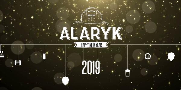 L'année 2019 repart sur les chapeaux de roue pour la Brasserie Alaryk !