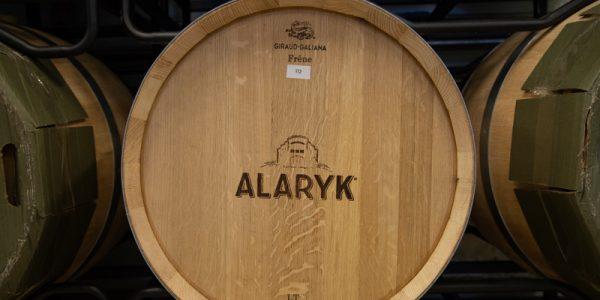 "Le ""Chai Alaryk"" prend forme."