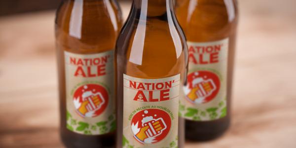Brasser une bière partout dans le pays : une première mondiale !