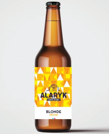 Alaryk Blonde Sans alcool
