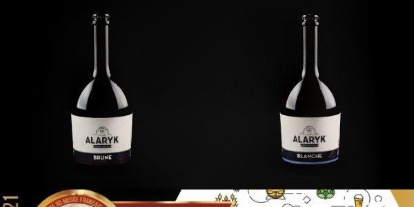 La Brasserie Alaryk doublement récompensée au Concours National des Bières 2021 !